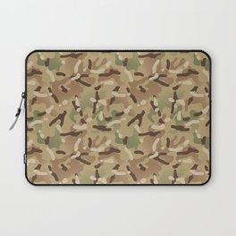 Camouflage military style Laptop Sleeve