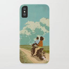 STORM CHASERS iPhone Case