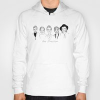 one direction Hoodies featuring One Direction by ☿ cactei ☿
