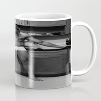 chef Mugs featuring Hot Chef by SalAnthony