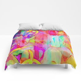 Pop Trumpets and Horns Comforters