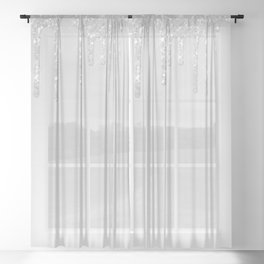 Icicles Sheer Curtain