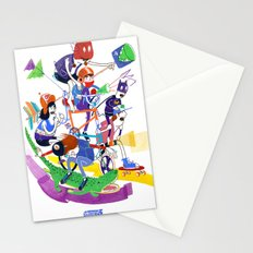 All Together Now! Stationery Cards