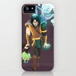 Talion and Celebrimbor iPhone Case