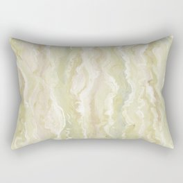 Citrine Melt Rectangular Pillow