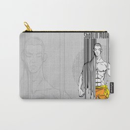 shaolin monk Carry-All Pouch