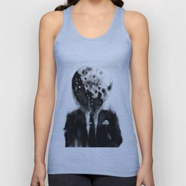 I Need Space Unisex Tank Top