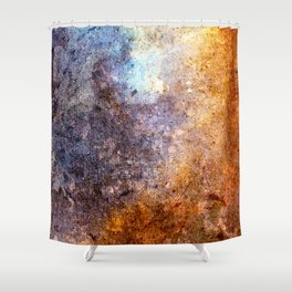 Galaxy Series: Number Two Shower Curtain