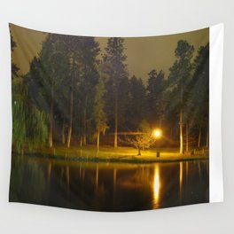 Manito by Nightfall Wall Tapestry