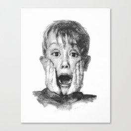 Kevin Canvas Print