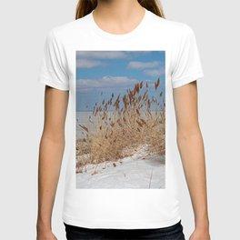 Tame a Wild Wind (vertical) T-shirt