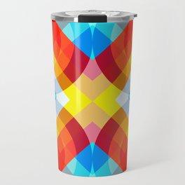 Retro Rocket 20 Travel Mug