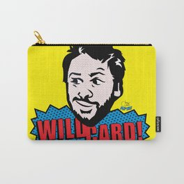 Charlie | Pop Art Carry-All Pouch