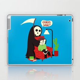 Guess Who Laptop & iPad Skin