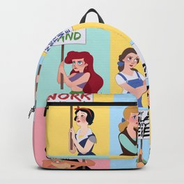 Protest Princesses All Backpack