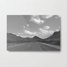 Western Highway Metal Print