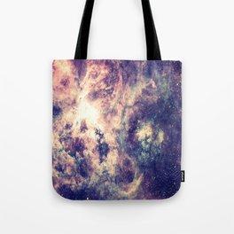 Tarantula Nebula Deep Pastels Tote Bag