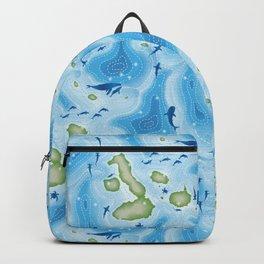 Enchanted Islands Backpack