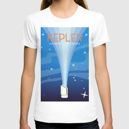 Kepler - Exploration of the Universe T-shirt