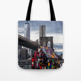 All About NYC Tote Bag