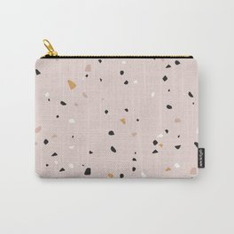 SMALL TERRAZZO Carry-All Pouch