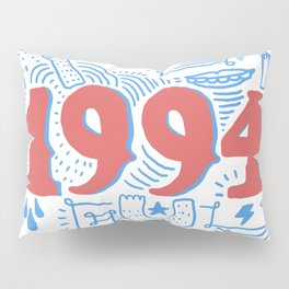 Birth Year Pillow Sham