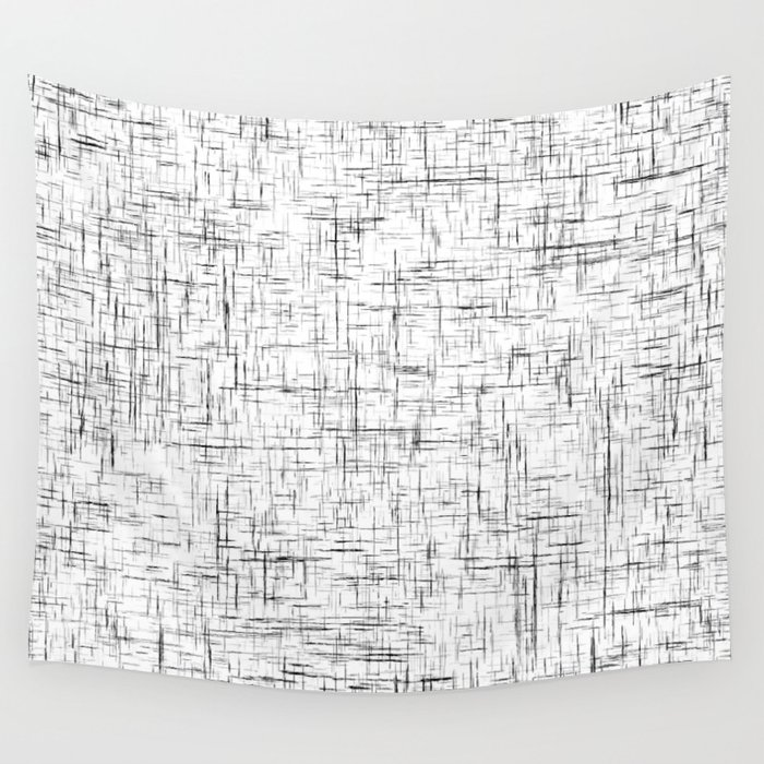 Ambient 77 in B&W 1 Wall Tapestry