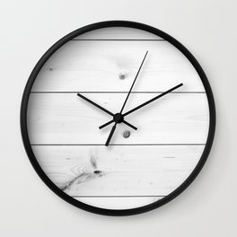 SHIPLAP Wall Clock