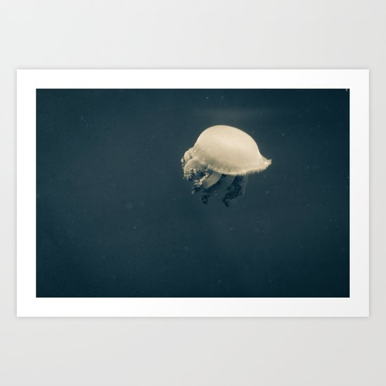 Jelly No. 1  Art Print