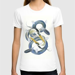 A Couple Of Herons T-shirt