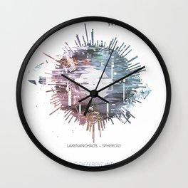 INTELLIGENT DANCE MUSIC v2 Wall Clock