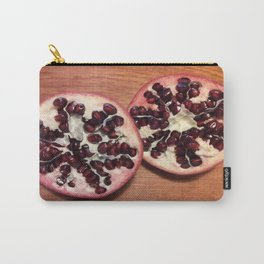 POWER POMEGRANATE Carry-All Pouch