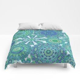 Millefiori Karma-Oceania colorway Comforters