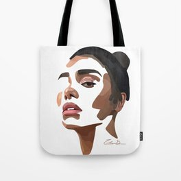 Minimal Breaths Tote Bag