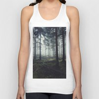 trees Tank Tops featuring Through The Trees by Tordis Kayma