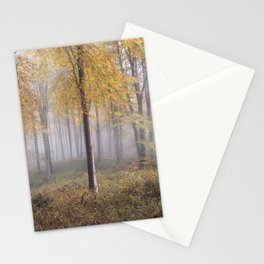 Autumal Hooke Stationery Cards