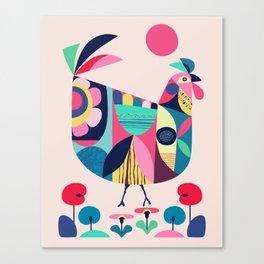 Wyandotte Canvas Print