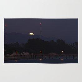 Goleta Full Moon Rise Rug