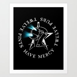 Have Mercy Art Print