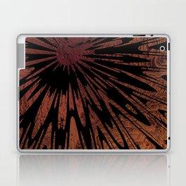 Native Tapestry in Burnt Umber Laptop & iPad Skin