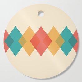 Rhombus Cutting Board