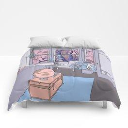 Empty Room Comforters