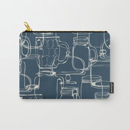 glass containers Carry-All Pouch