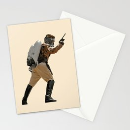 Rocket-Lord Stationery Cards