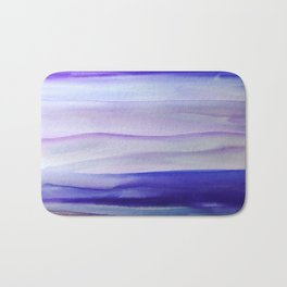 Purple Mountains' Majesty Bath Mat