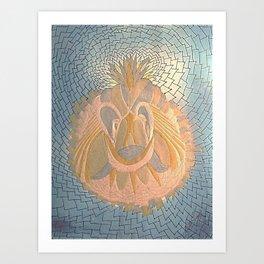 ANA 16 Art Print