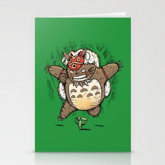 Totoroke Stationery Cards