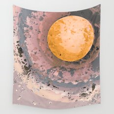 Dust 02 - Post Biological Universe Wall Tapestry