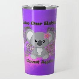 Save Koala Travel Mug