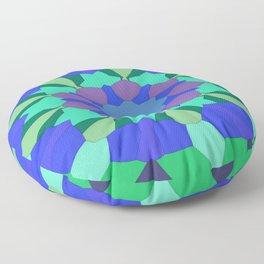 Unrepresented Aetiology 4 Floor Pillow